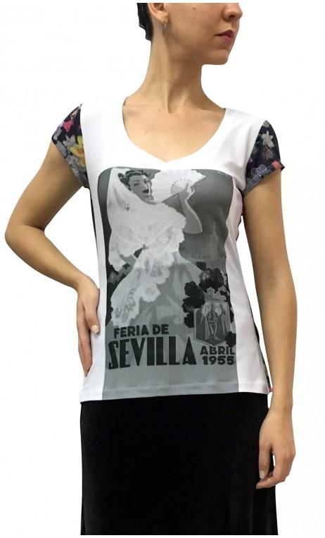 Camiseta Feria PB