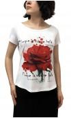 Camiseta Rosa La Reina