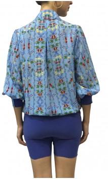 Camisa-Colant Manuela Chiffon