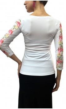 Blusa Luly com Franja Color