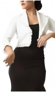 Mini-Blazer Alejandra Liso