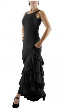 Maura Long Dress